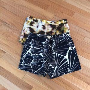 JCrew bundle of shorts